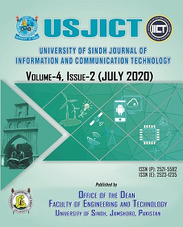 USJICT Volume-4 Issue-2 (July-2020).