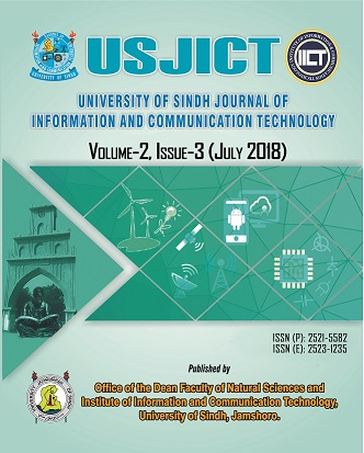 USJICT Volue-2 Issue-3 (July-2018)